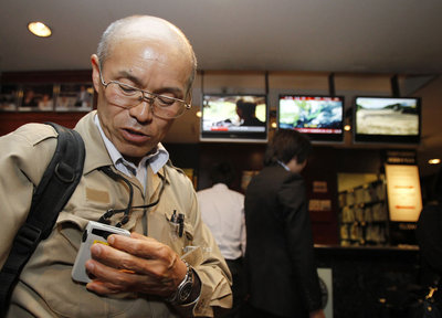 Japon: le maire qui veut sauver sa ville après Fukushima